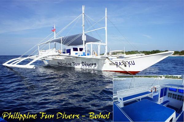 Dive Cabilao Island in Bohol