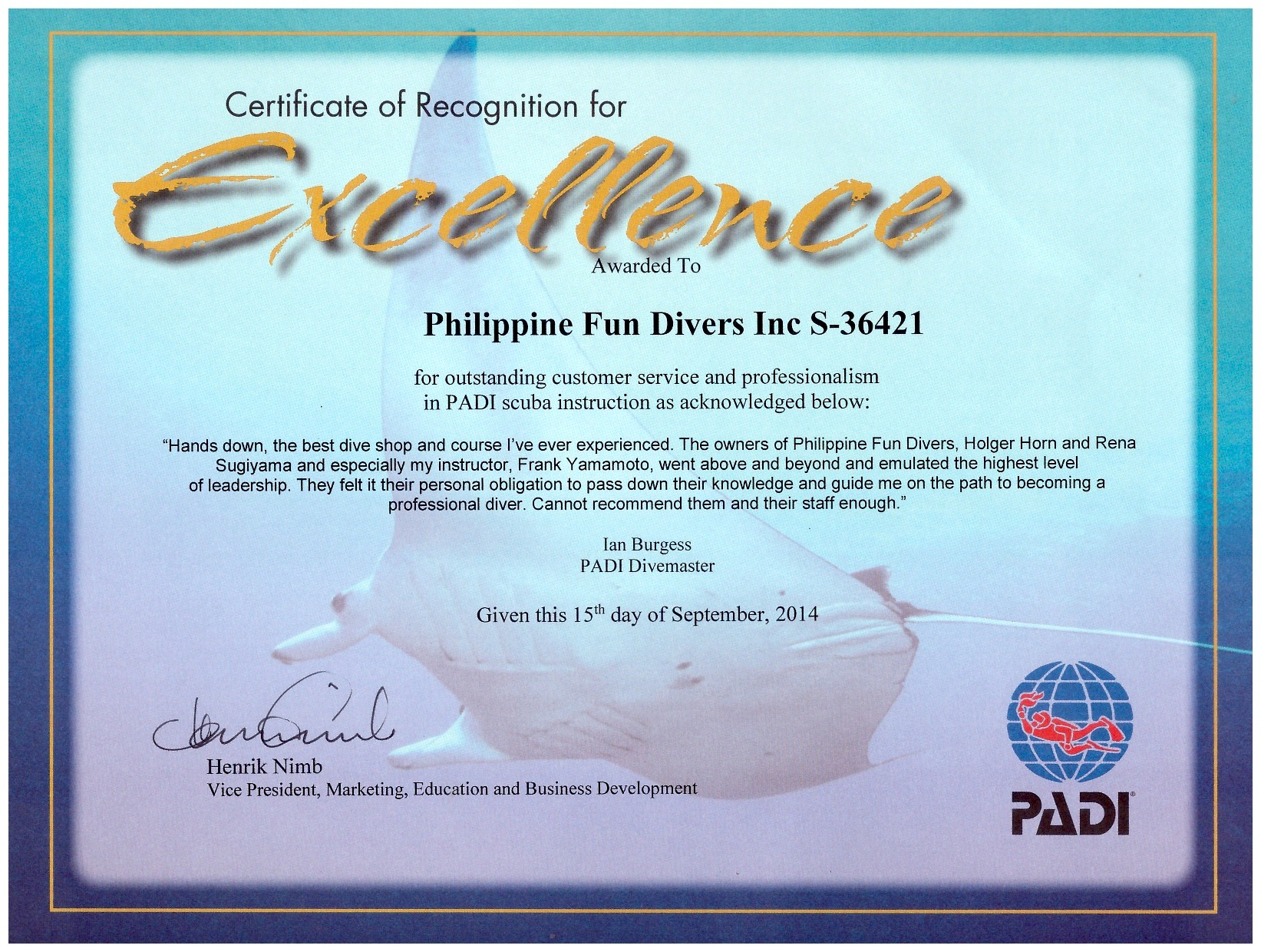 Some basic info about the Philippines | Philippine Fun Divers Bohol