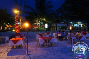 Philippine Fun Divers Alona Beach Panglao Bohol outside view 2