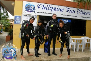 Philippine Fun Divers Alona Beach Panglao Bohol outside view 6