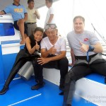 Philippine Fun Divers - Divers Alona Beach Panglao Bohol President Ramos 5