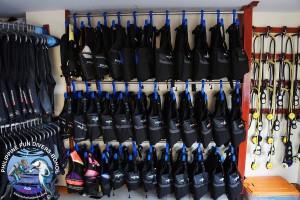 Philippine Fun Divers dive center inside 7