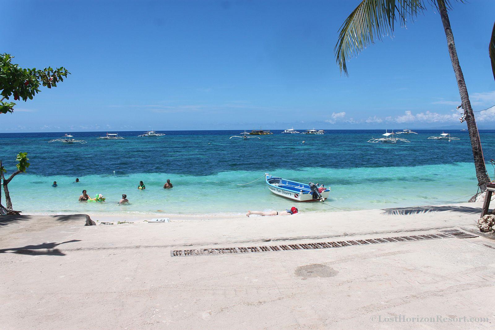 Lost Horizon Beach Resort In Alona Beach, Bohol
