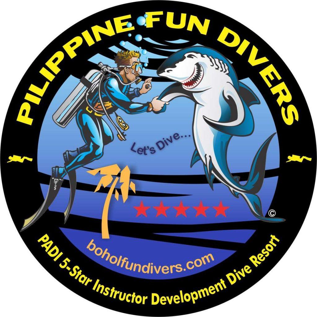Fundivers Bohol Logo